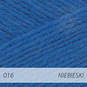 Merino Gold 016 niebieski