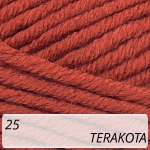 Everyday Big 70825 terakota