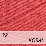 Cotton Gold 38 koral