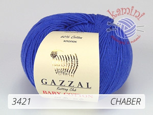 Baby Cotton 3421 chaber