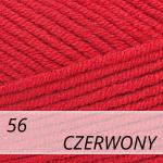 Cotton Gold 56 czerwony