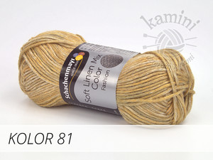 Soft Linen Mix Color 81