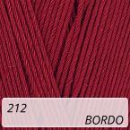 Scarlet 212 bordo