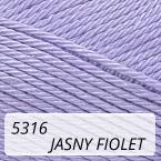 Camilla 6/4 5316 jasny fiolet