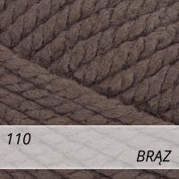 Bravo Big 110 brąz