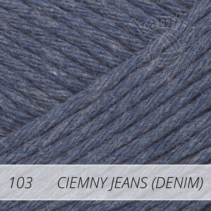 Paris Denim 103 ciemny jeans