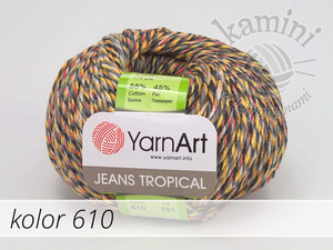 Jeans Tropical 610