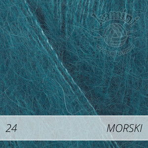 Kid-Silk 24 morski