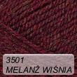 Elian Klasik 3501 wiśnia melanż