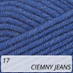 Jeans Plus 17 ciemny jeans