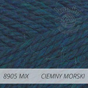 Nepal Mix 8905 ciemny morski