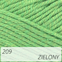 Bamboo Jazz 209 zielony