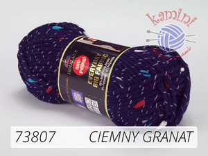 Everyday Big Fabric 73807 ciemny granat