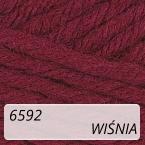 Sport Wool 6592 wiśnia
