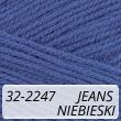 Kocurek 32-2247 jeans / niebieski