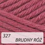 Sport Wool 327 brudny róż