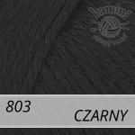 Baby Wool XL 803 czarny