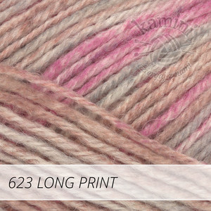 Fabel Long Print 623