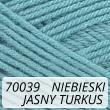 Everyday 70039 niebieski / jasny turkus
