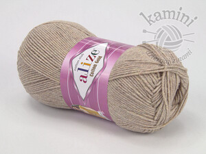 Cotton Gold 152 beż lniany