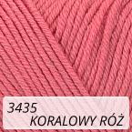 Baby Cotton 3435 koralowy róż