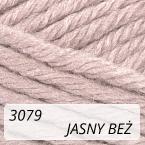 Sport Wool 3079 jasny beż