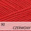 Cotton Soft 90 czerwony