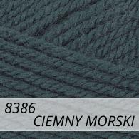 Bravo 8386 ciemny morski
