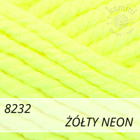 Bravo Big 8232 żółty neon