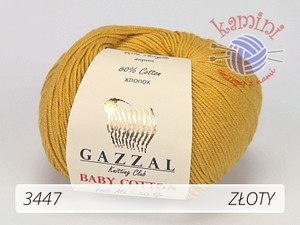 Baby Cotton 3447 złoty