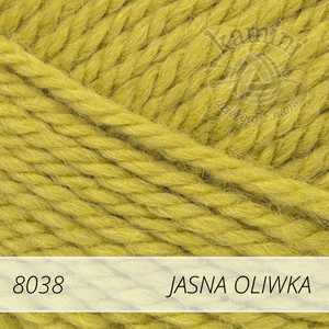 Nepal 8038 jasna oliwka