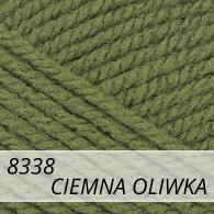 Bravo 8338 ciemna oliwka
