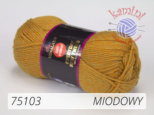 Everyday New Tweed 75103 miodowy