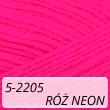 Kocurek 5-2205 róż neon