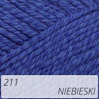 Bamboo Jazz 211 ciemny niebieski