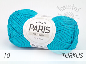 Paris 10 turkus