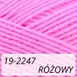 Kotek 19-2247 różowy