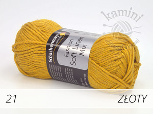 Soft Linen Mix 21 złoty
