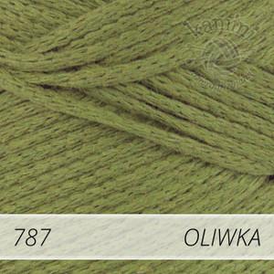 Macrame Cotton 787 oliwka