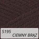 Nakolen 5195 ciemny brąz
