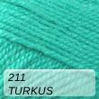Elian Klasik 211 jasny turkus