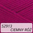 Mercan 52913 ciemny róż