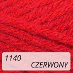 Sport Wool 1140 czerwony