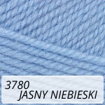 Nakolen 3780 jasny niebieski