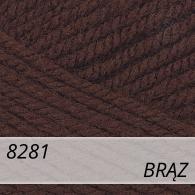Bravo 8281 brąz