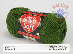 Soft 0011 zielony