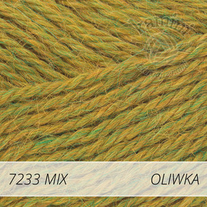 Alpaca Mix 7233 oliwka
