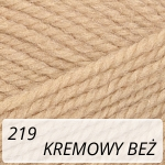 Nakolen 219 kremowy beż