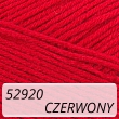 Mercan 52920 czerwony
