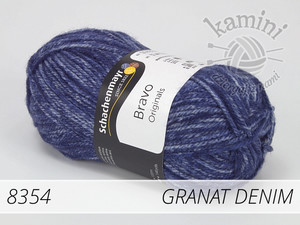 Bravo 8354 granat denim